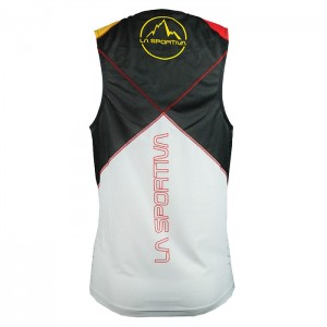 VELOCITY TANK BLACK/YELLOW
