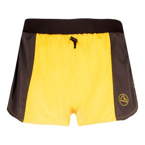 AUSTER SHORT YELLOW/BLACK