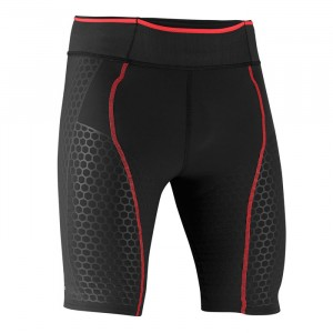 S-LAB EXO SHORT TIGHT  BLK