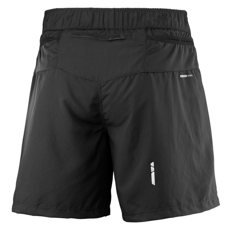 TRAIL RUNNER SHORT BLACK
