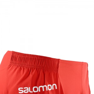 S-LAB SHORT 4 RACING RED