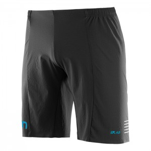 S-LAB SHORT 9 BLACK
