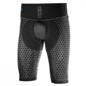 S-LAB EXO HALF TIGHT BLACK