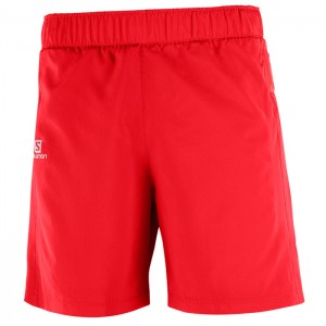 TRAIL RUNNER SHORT BARBADOS CHERRY