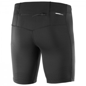 AGILE SHORT TIGHT BLACK