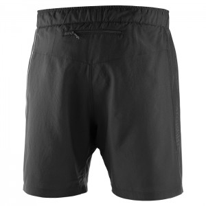 AGILE 2IN1 SHORT PRETO