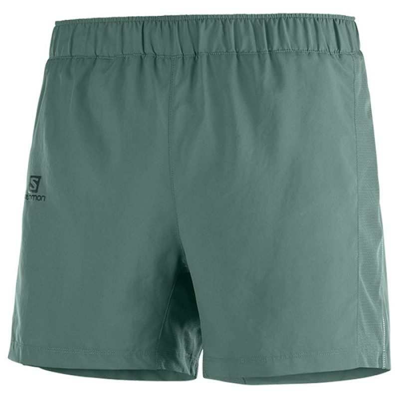 AGILE 5 SHORT BALSAM GREEN