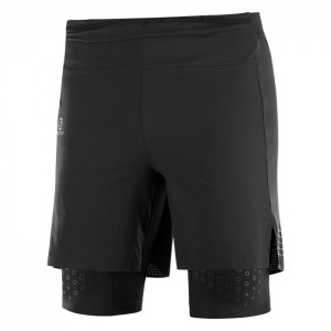 EXO MOTION TWINSKIN SHORT BLACK