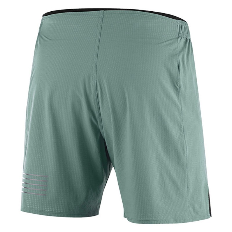 SENSE SHORT BALSAM GREEN