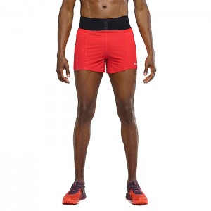 S-LAB SHORT 4 RED