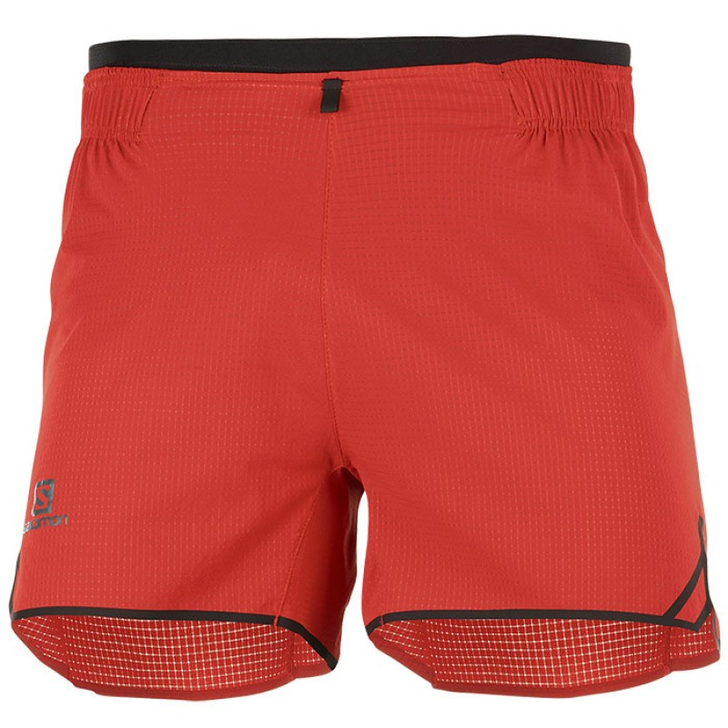 SENSE AERO 4 SHORT GOJI BERRY