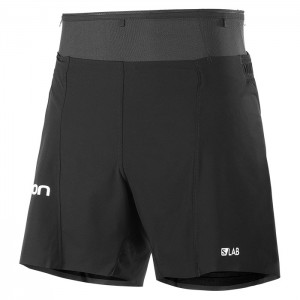 S-LAB SENSE 6 SHORT BLACK
