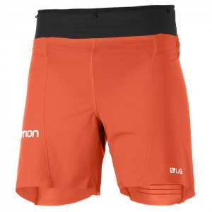 S-LAB SENSE 6 SHORT RACING RED/BLACK