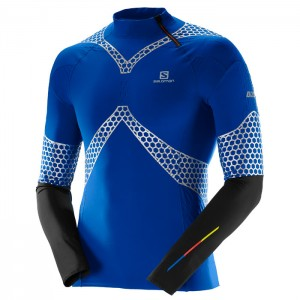 S-LAB EXO JERSEY BLUE YONDER/BLACK