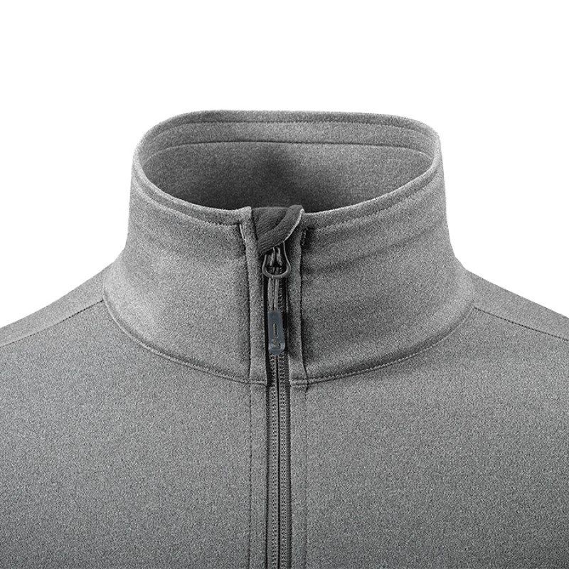 PULSE MID HOODIE ALLOY/FORGED IRON