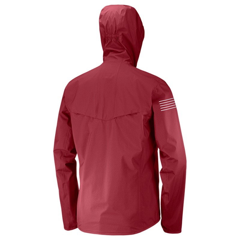 BONATTI WP JACKET BIKING RED