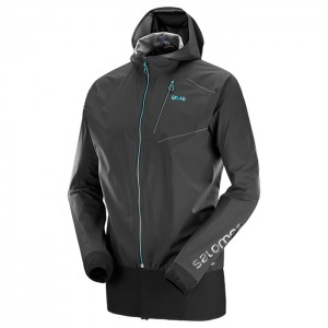 S-LAB MOTIONFIT 360 JKT U BLACK