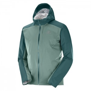 BONATTI WP JACKET GREEN GABLES