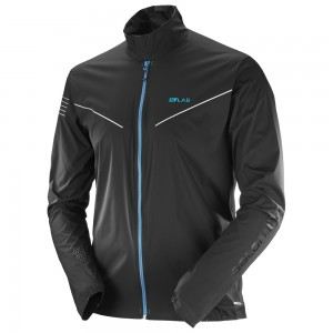 S-LAB LIGHT JACKET BLACK