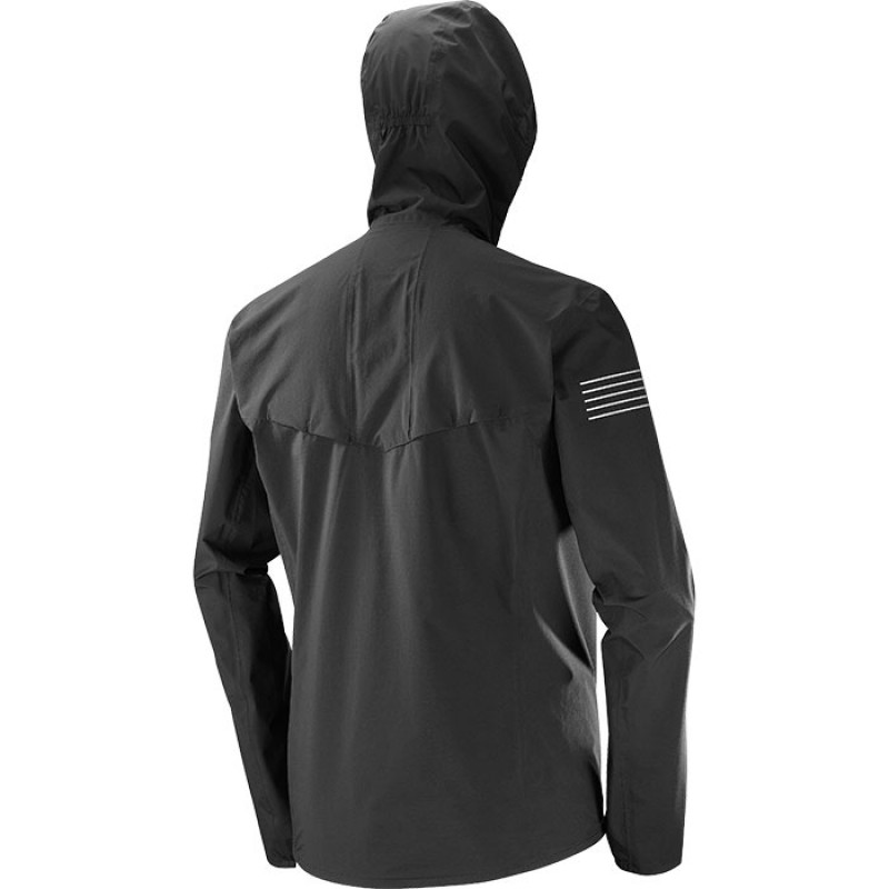 BONATTI WP JACKET BLACK