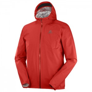 BONATTI WP JACKET GOJI BERRY