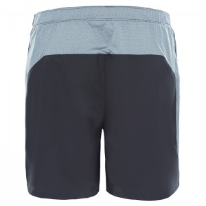 REACTOR SHORT ASPHALT GREY