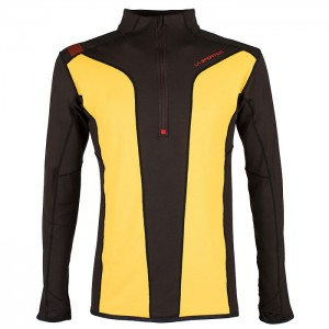 VERTEX LONG SLEEVE YELLOW/BLACK