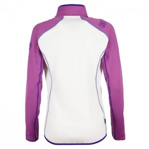 IRIS 2.0 JKT W WHITE/PURPLE
