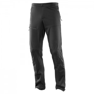 MINIM WS SOFTSHELL PANT BLACK