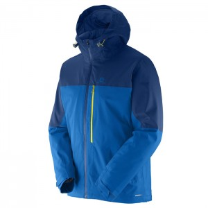 LA COTE INSULATED JKT UNION BLUE/MIDNBL