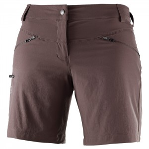 WAYFARER SHORT W RAISIN