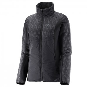DRIFTER MID JACKET W BLACK