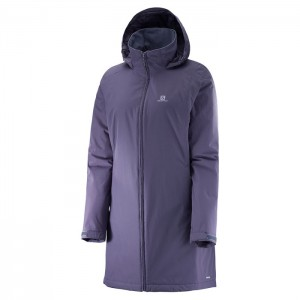 ELEMENTAL INSULATED JACKET W NIGHTSHADE GREY