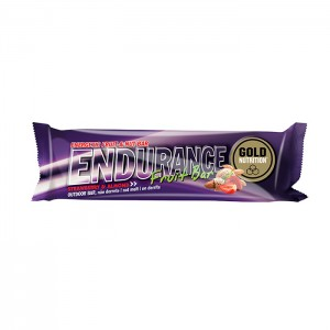 ENDURANCE FRUIT BAR MORANGO/AMENDOA