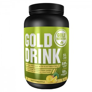 GOLD DRINK PINEAPPLE 1 Kg
