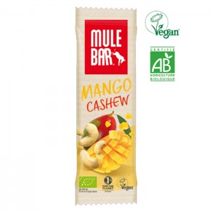 MULEBAR VEGAN ORGANIC MANGO AND CASHEW
