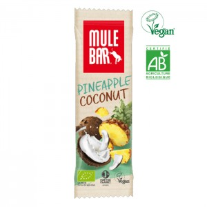 MULEBAR VEGAN ORGANIC PINEAPPLE AND COCONUT