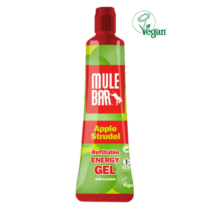 MULEBAR GEL VEGAN APPLE STRUDEL