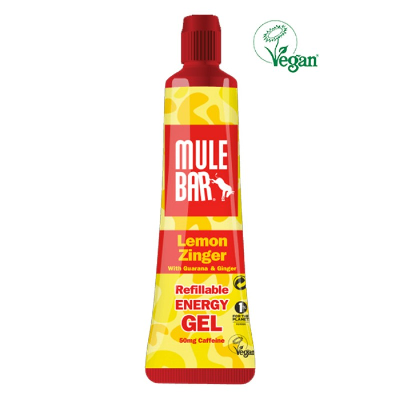 MULEBAR GEL VEGAN LEMON GINGER