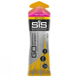 GO ISOTONIC  ENERGY GEL FRUIT SALAD