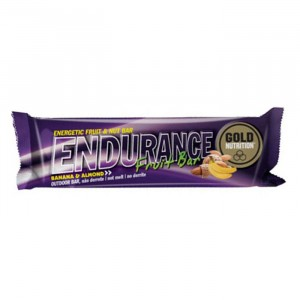 ENDURANCE FRUIT BAR BANANA/AMENDOA