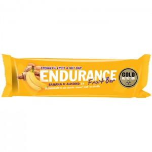 ENDURANCE FRUIT BAR BANANA/ALMOND