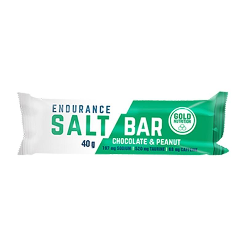 ENDURANCE SALT BAR CHOCOLAT/PEANUT