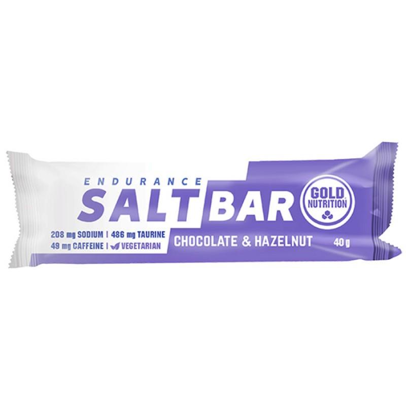 ENDURANCE SALT BAR CHOCOLAT/HAZELNUT