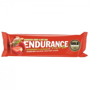 ENDURANCE FRUIT BAR STRAWBERRY/ALMOND
