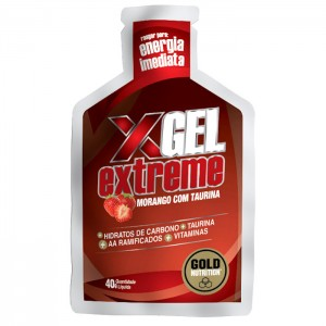 EXTREME GEL TAURINE - STRAWBERRY